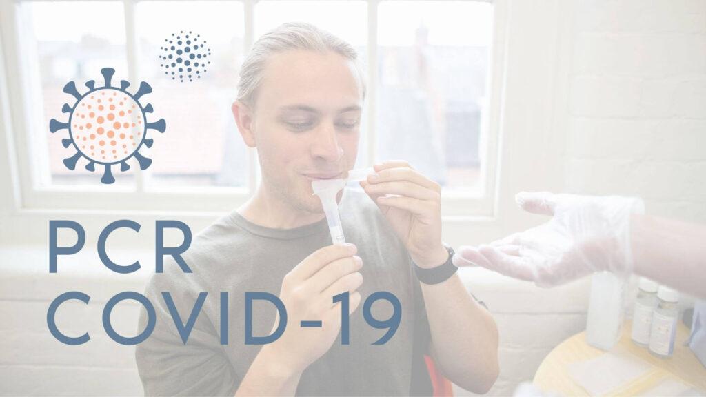 PCR saliva